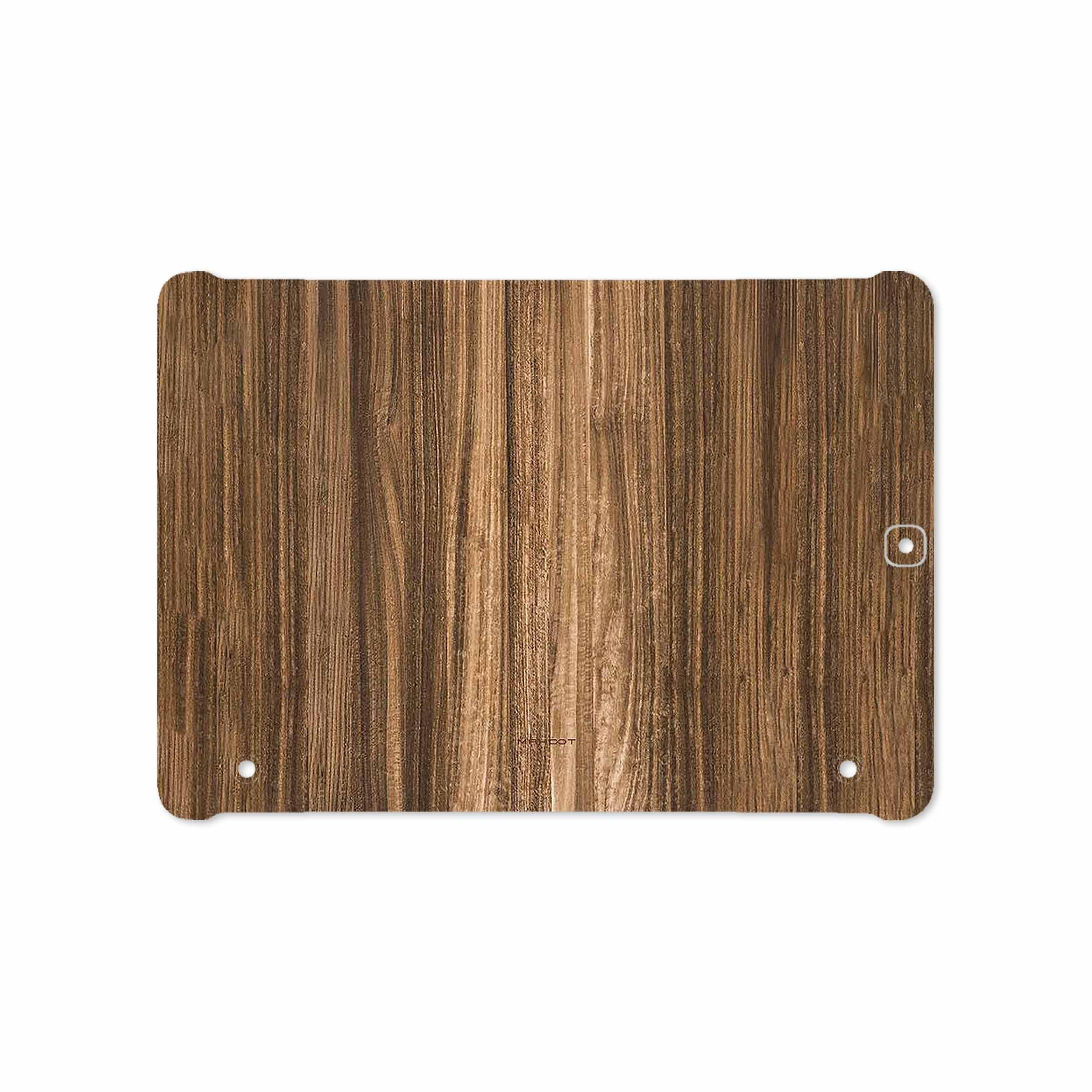 بررسی و خرید [با تخفیف]                                     برچسب پوششی ماهوت مدل Light Walnut Wood مناسب برای تبلت سامسونگ Galaxy Tab S2 9.7 2015 T810                             اورجینال