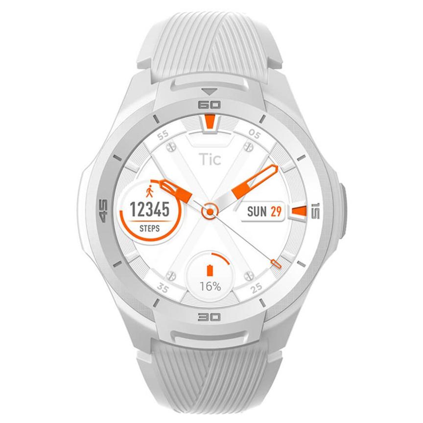 ساعت هوشمند موبووی مدل تیک واچ کد S2 GLACIER