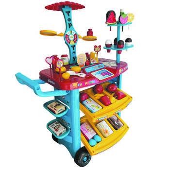 اسباب بازی سوپر مارکت مدل 507