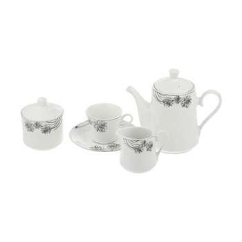 سرویس چای خوری 17 پارچه پارس مدل 794