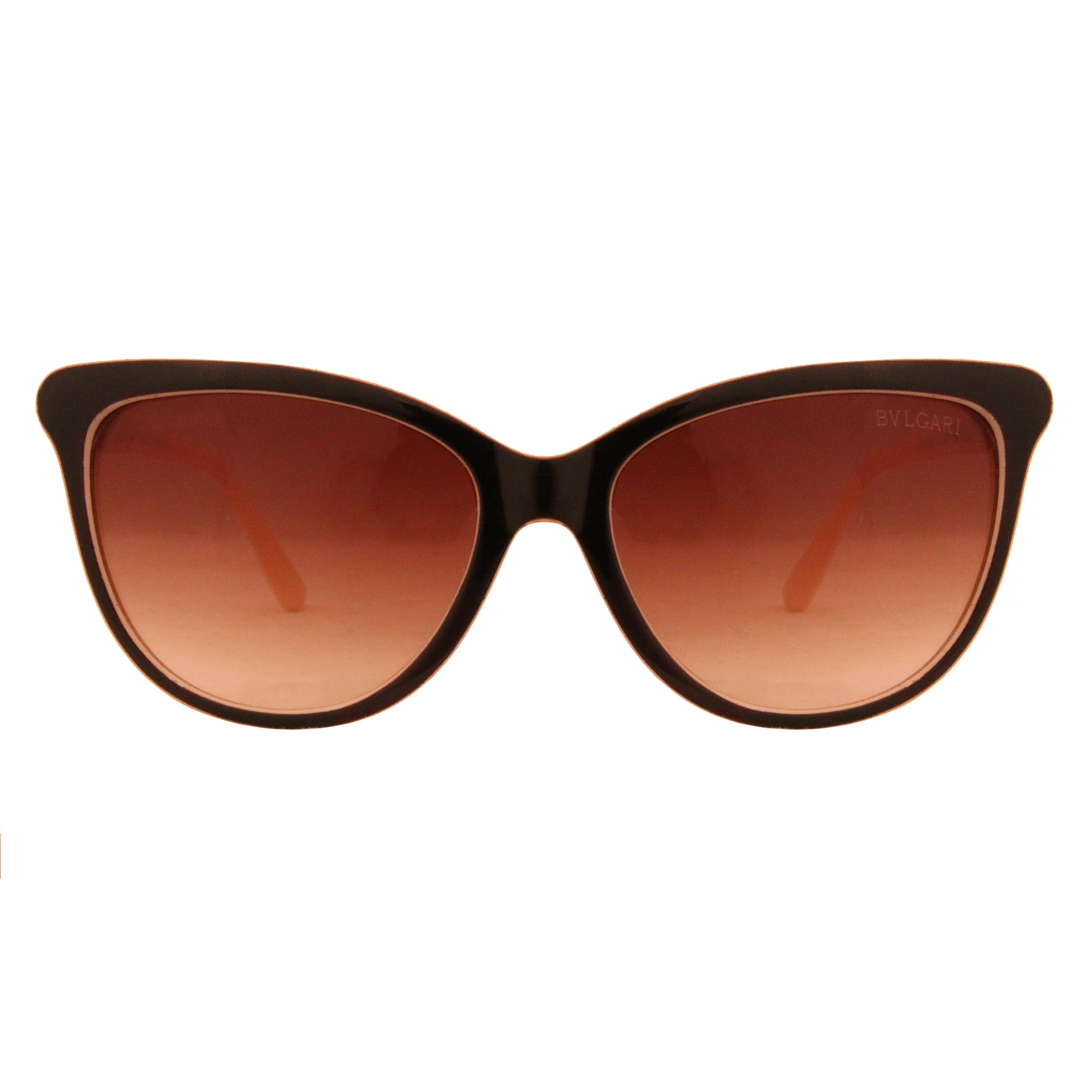 عینک آفتابی زنانه بولگاری مدل 8174LT