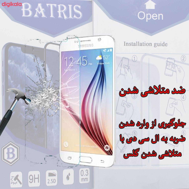 محافظ صفحه نمایش و پشت گوشی باتریس مدل MM-Flz مناسب برای گوشی موبایل اپل Iphone 6 / 6s main 1 4