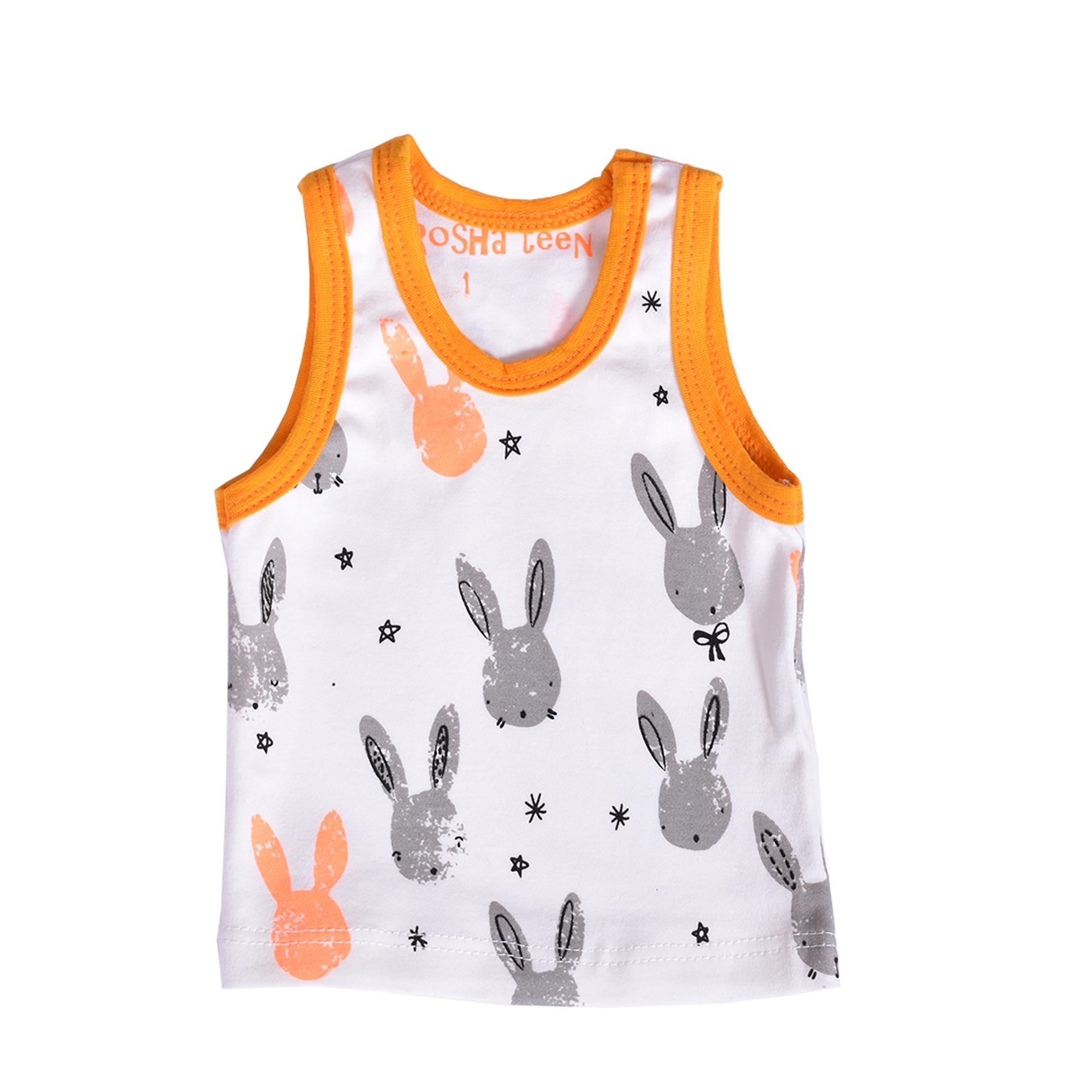 تاپ نوزادی طرح خرگوش مدل 03