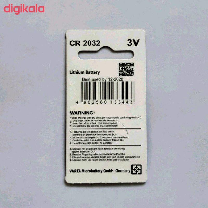 باتری سکه ای وارتا مدل CR 2032 main 1 1