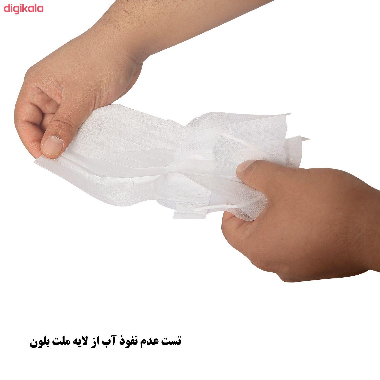 ماسک تنفسی ناردین مدل sms بسته 50 عددی main 1 3