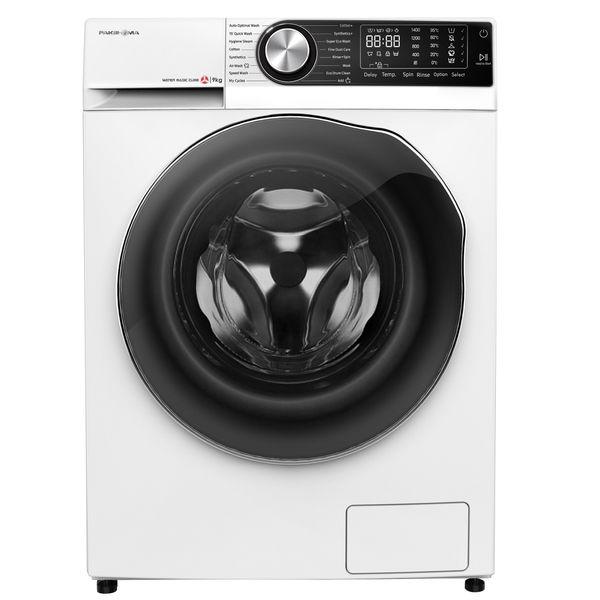 ماشین لباسشویی پاکشوما مدل TFB-95401WT ظرفیت 9 کیلوگرم