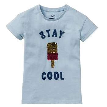 تی شرت دخترانه پیپرتس کد 6526