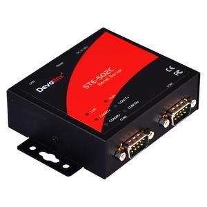 مبدل سریال به اترنت دوولینکس مدل STE-502C