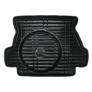 کفپوش سه بعدی صندوق عقب خودرو پانیذ مدل CH مناسب برای تیبا صندوقدار