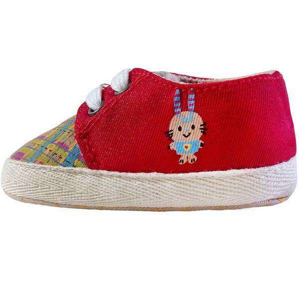 کفش نوزادی مدل خرگوشک