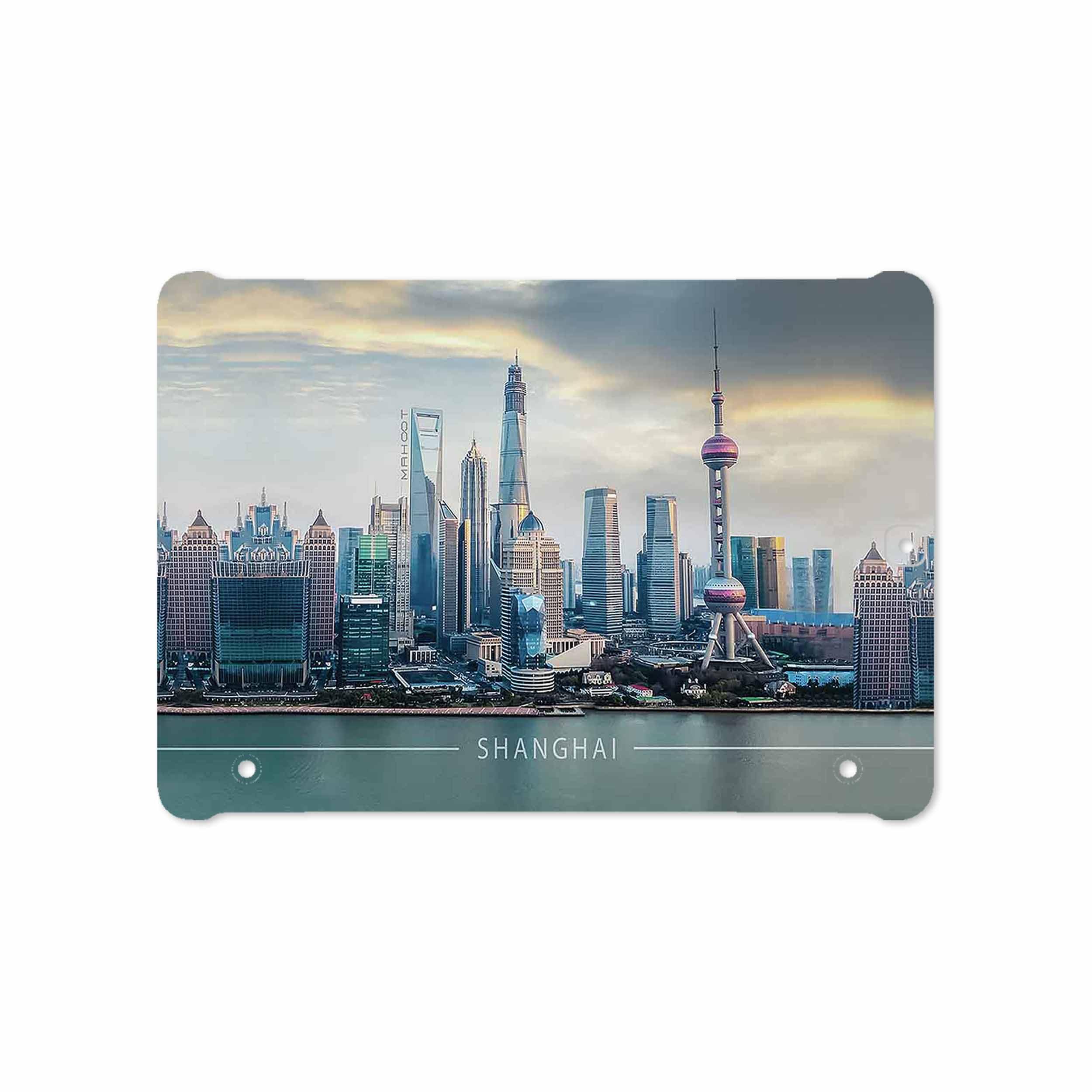 بررسی و خرید [با تخفیف]                                     برچسب پوششی ماهوت مدل Shanghai City مناسب برای تبلت سامسونگ Galaxy Tab S2 9.7 2015 T810                             اورجینال