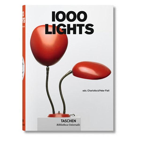 کتاب 1000 Lights اثر  Charlotte & Peter Fiell نشر TASCHEN