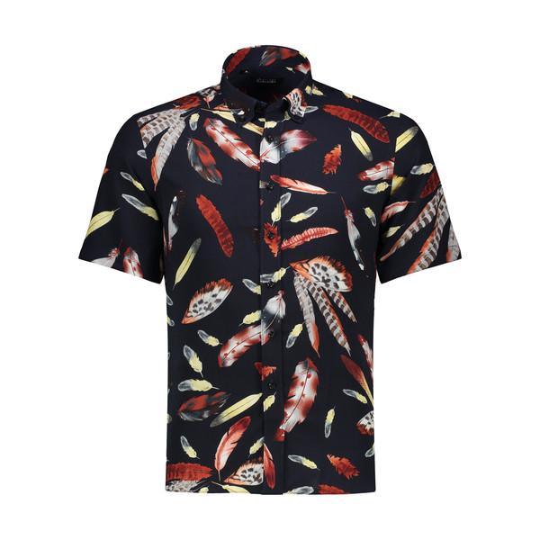پیراهن مردانه کیکی رایکی مدل MBB2412-312