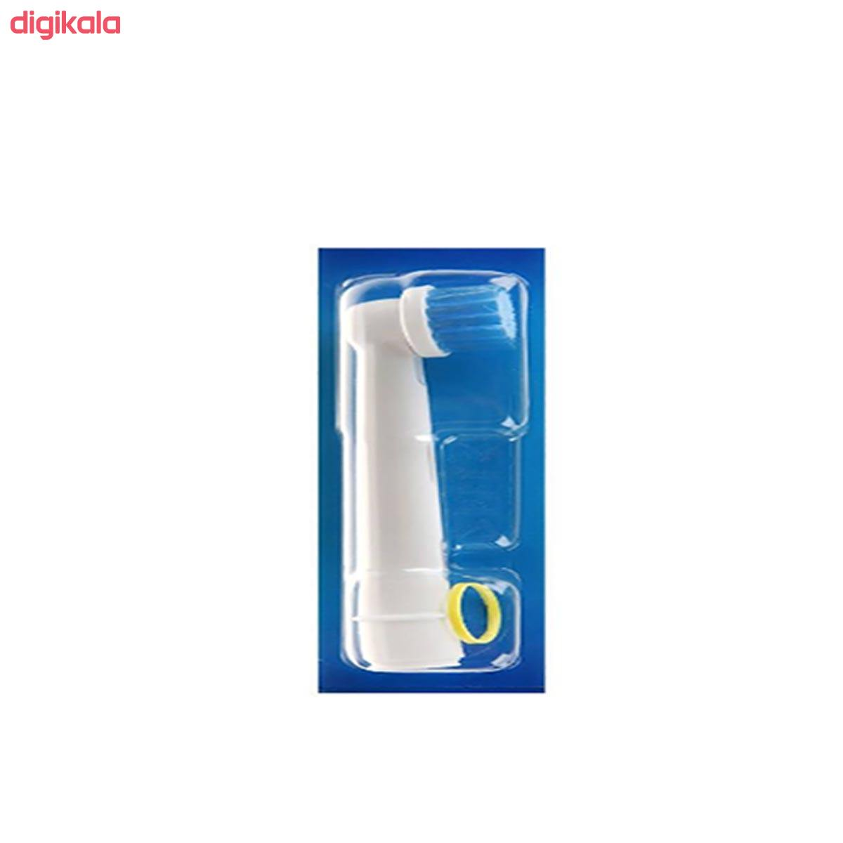 مسواک برقی اورال-بی مدل  Vitality Sensitive Clean main 1 2