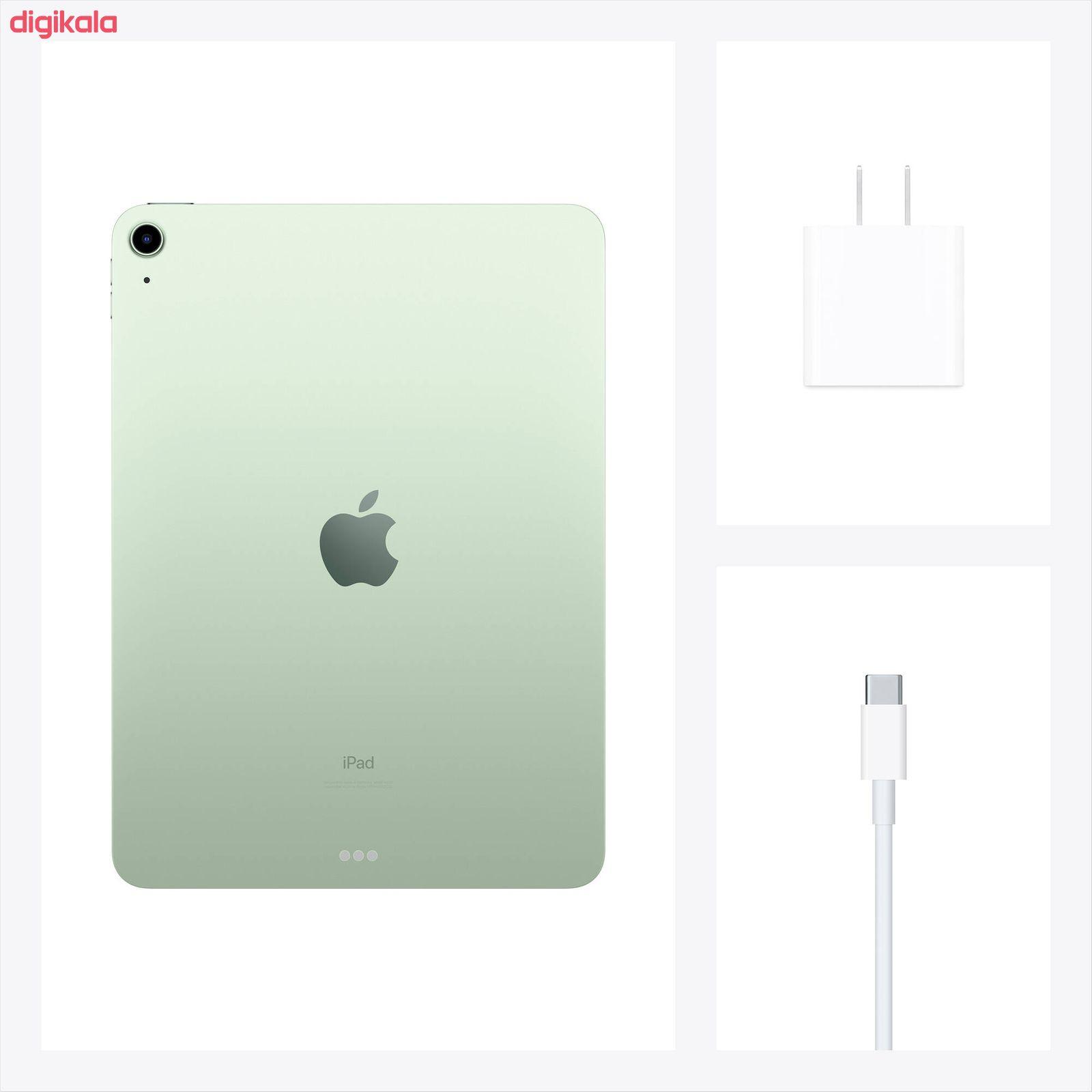 تبلت اپل مدل iPad Air 10.9 inch 2020 WiFi ظرفیت 256 گیگابایت  main 1 9