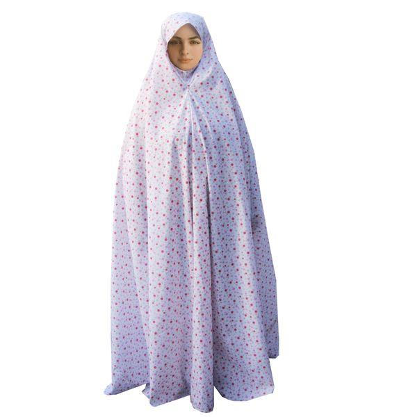 چادر نماز مدل چانه دار