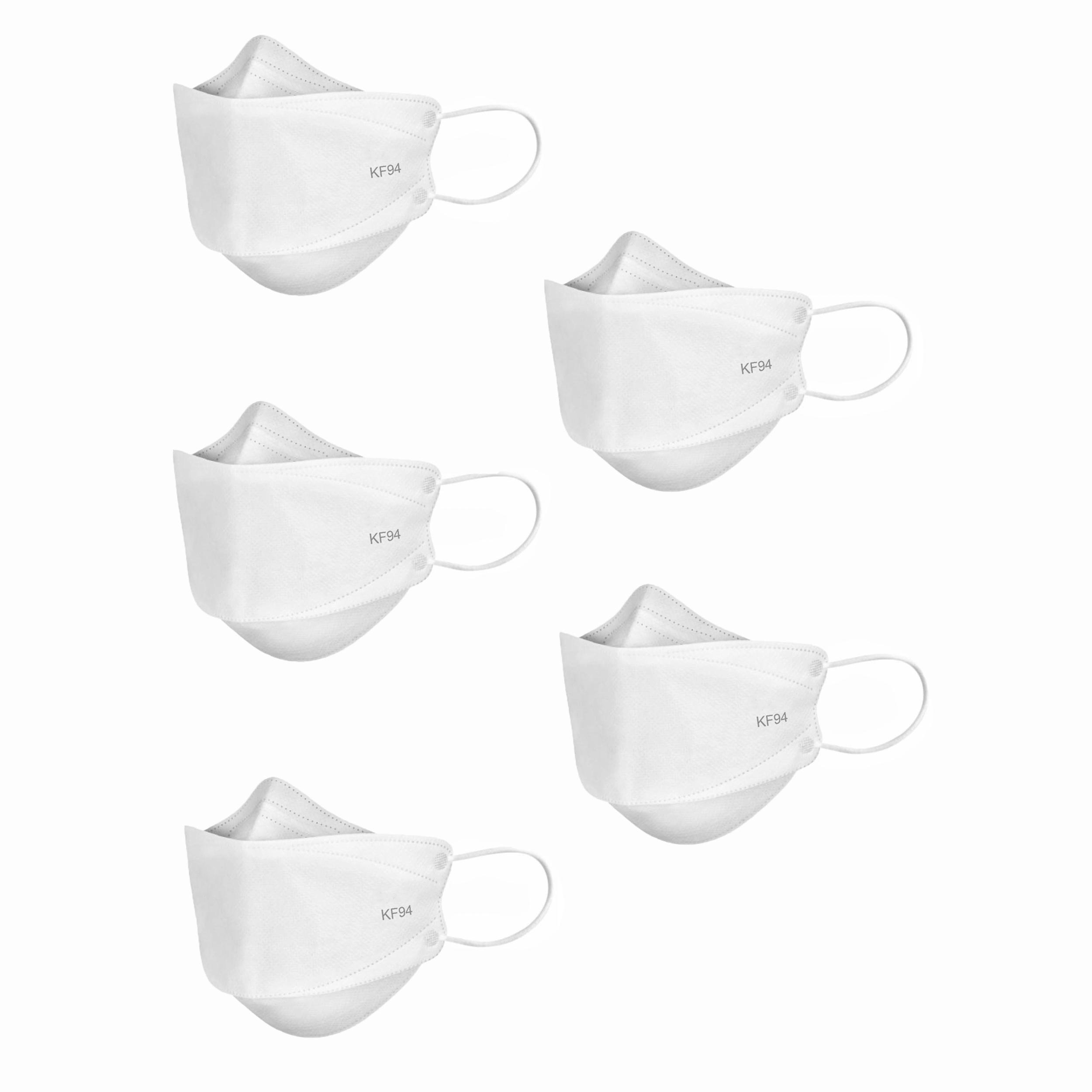 ماسک تنفسی اس اچ ام کد LY4-0067-W بسته 5 عددی