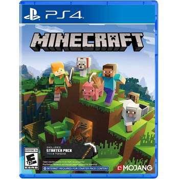 بازی Minecraft Starter Collection مخصوص PS4