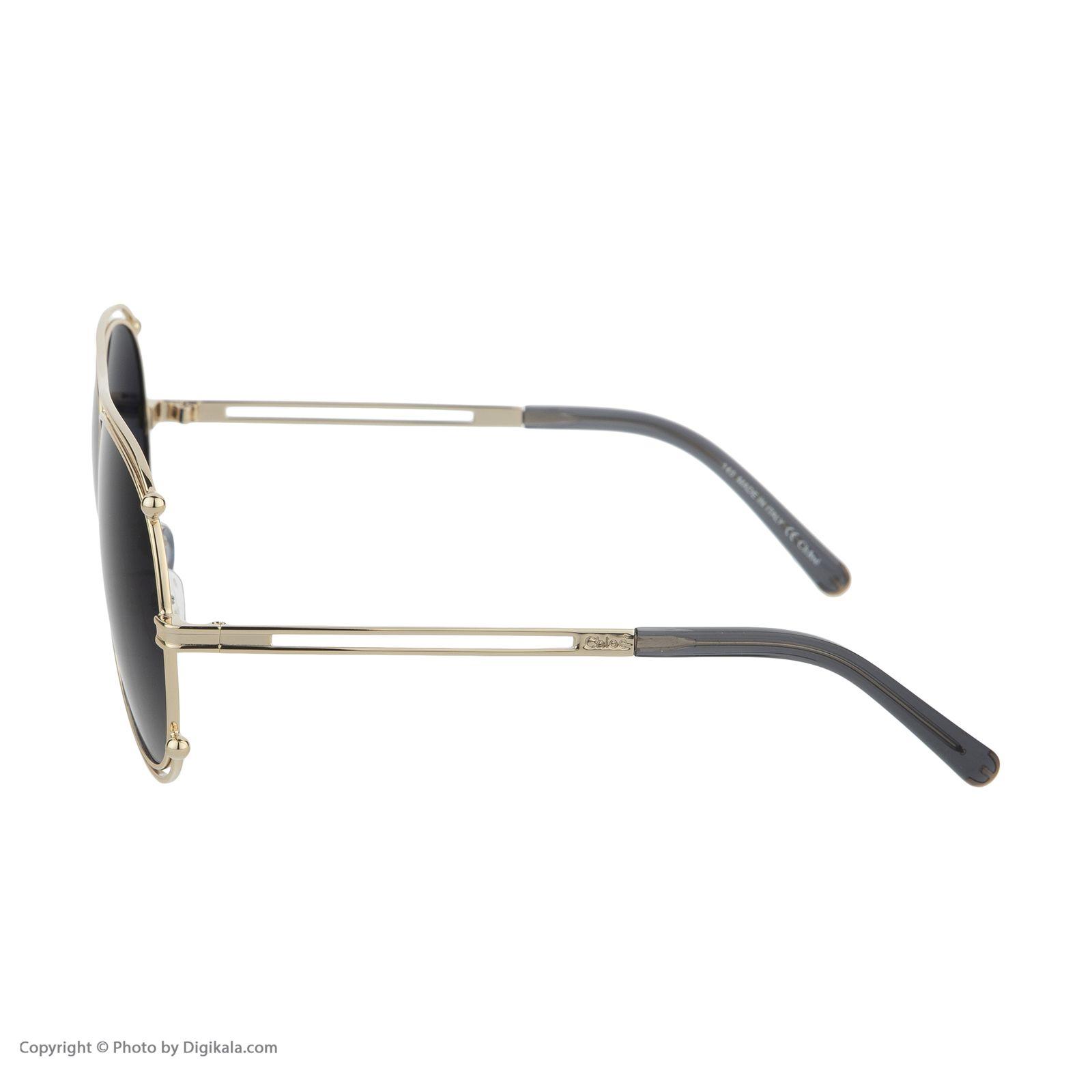 عینک آفتابی کلویی مدل 121s -  - 4