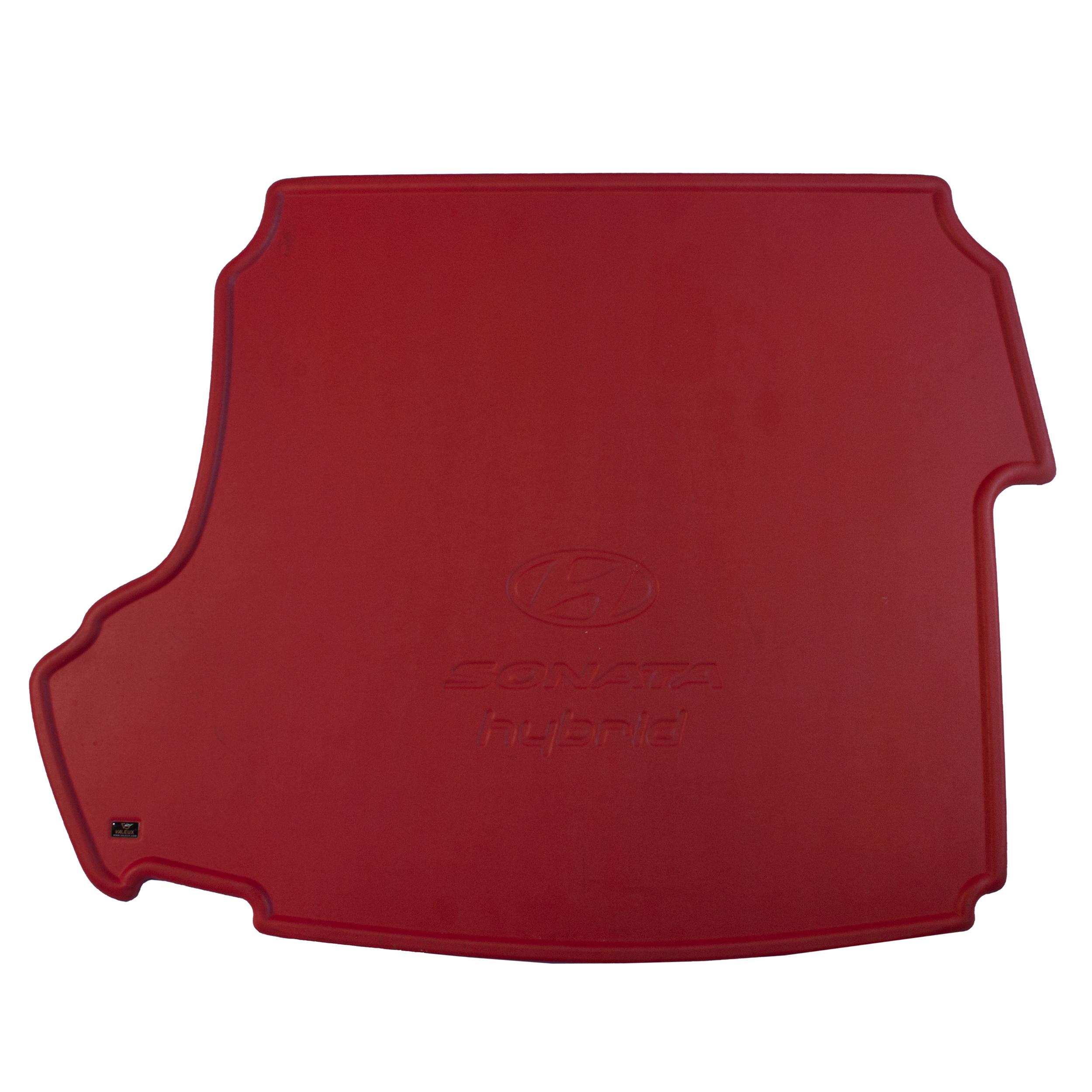 کفپوش سه بعدی صندوق خودرو کد 1053 مناسب برای هیوندای Sonata LF