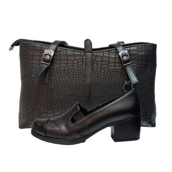 ست کیف و کفش زنانه مدل NIC1281
