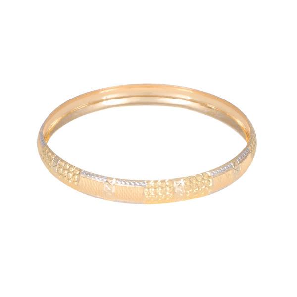 النگو طلا 18 عیار زنانه کد G753