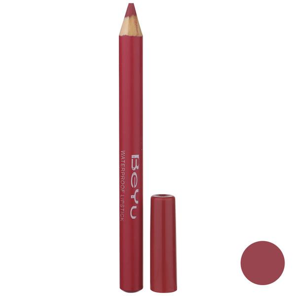 رژ لب مدادی بی یو شماره 123