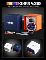 ساعت مچی عقربه ای مردانه اسکمی مدل 9127A-NP -  - 6