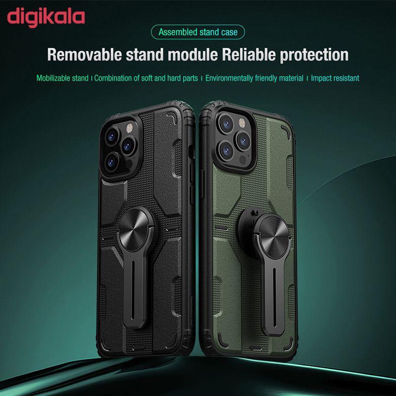 کاور نیلکین مدل Medley مناسب برای گوشی موبایل اپل Iphone 12 Pro Max main 1 2