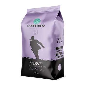 دانه قهوه اسپرسو ورو بن مانو - 1000 گرم