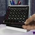 تقویم رومیزیسال 1400  مستر راد مدل endar 2021 کد s20 thumb 14