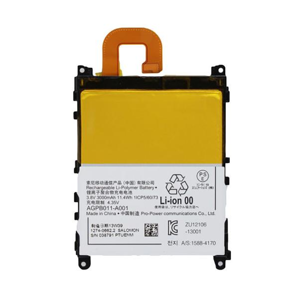 باتری موبایل مدل AGPB011-A001  ظرفیت 3000 میلی آمپر ساعت مناسب برای گوشی موبایل سونی Xperia Z1
