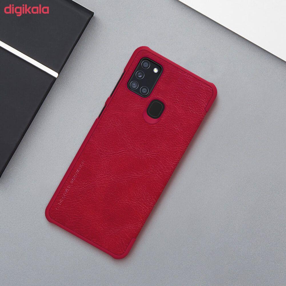 کیف کلاسوری نیلکین مدل QIN مناسب برای گوشی موبایل سامسونگ Galaxy A21s main 1 26