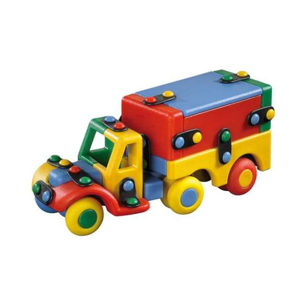 ساختنی مدل کامیون کد 089177