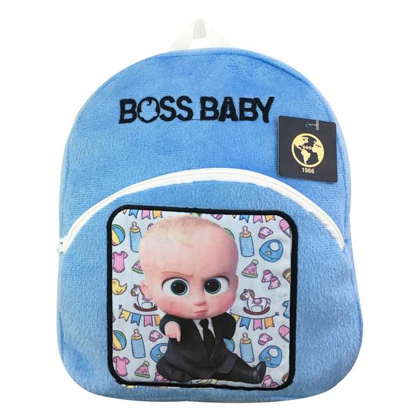 کوله پشتی کودک سیی مدل بچه رئیس کد 1502.5