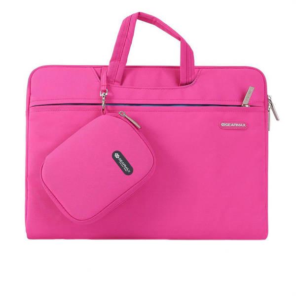 کیف لپ تاپ ویوو مدل Campus Slim Case GM3910 مناسب برای لپ تاپ سایز 15.4 اینچی به همراه کیف لوازم جانبی