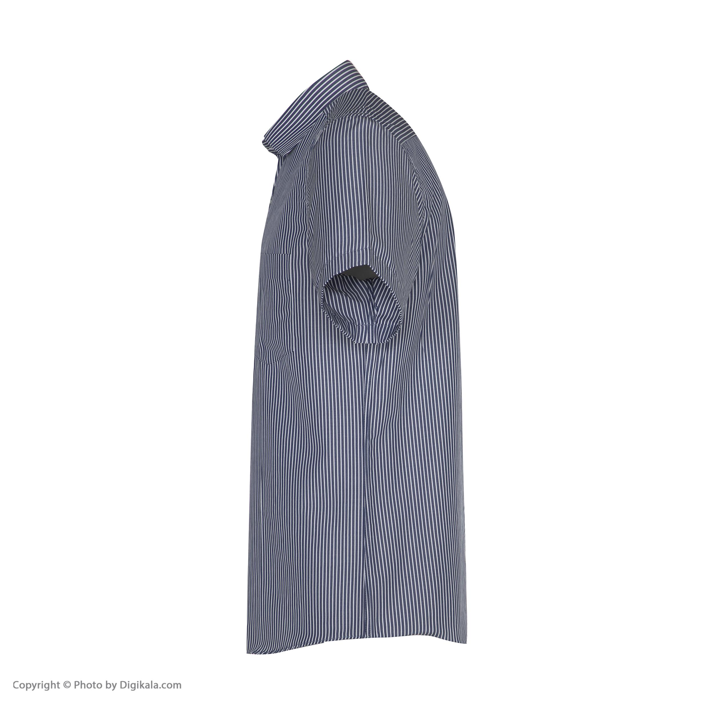 پیراهن آستین کوتاه مردانه مدل NO.2 main 1 3