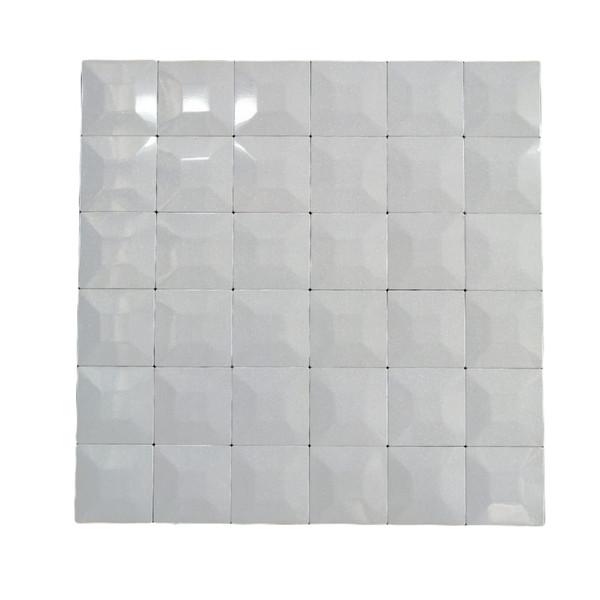 دیوارپوش مدل برجسته بسته 11 عددی