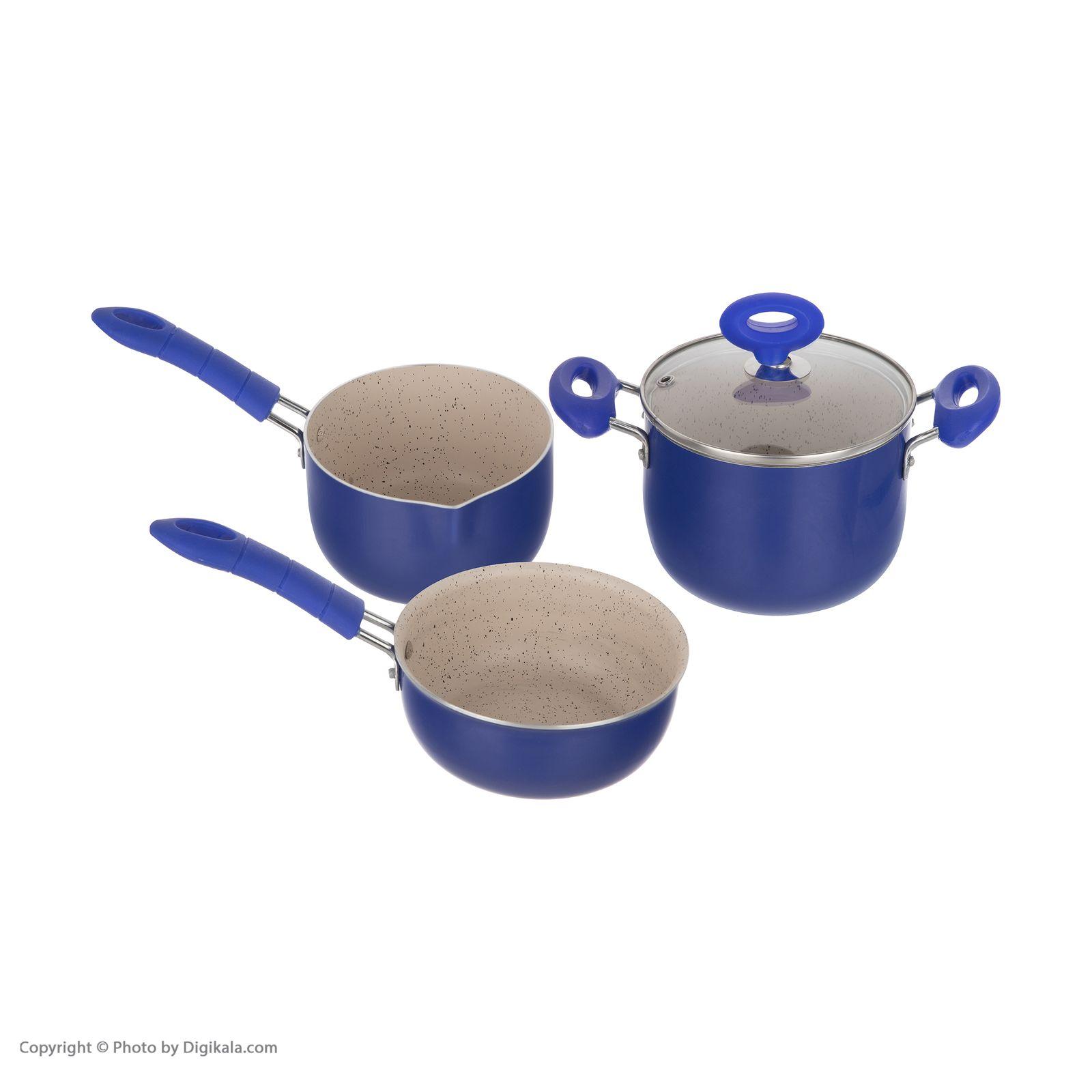 سرویس پخت و پز 4 پارچه نالینو مدل K172 main 1 1