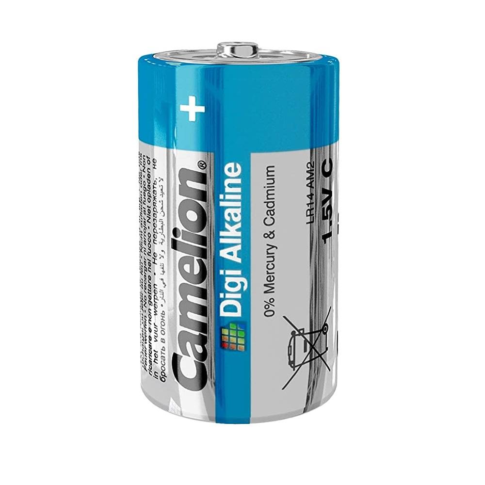 باتری C کملیون مدل Digi بسته 2 عددی
