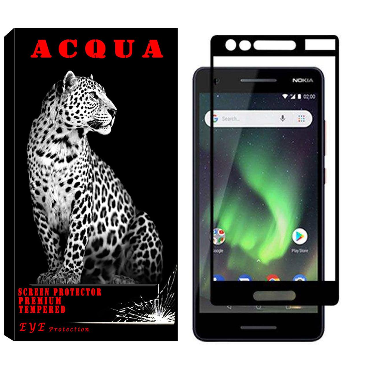 محافظ صفحه نمایش آکوا مدل NO مناسب برای گوشی موبایل نوکیا 2.1