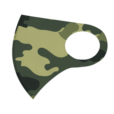 ماسک تزئینی طرح چریکی کد ma28
