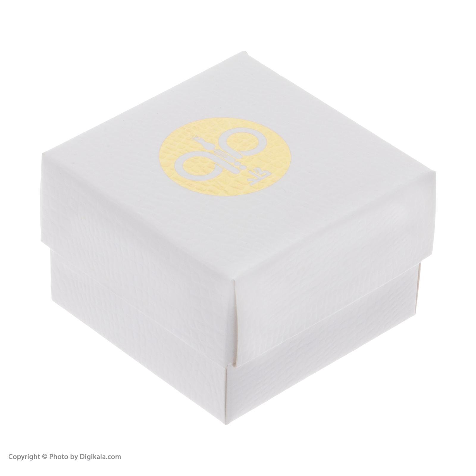 دستبند طلا 18 عیار زنانه میو گلد مدل GD626 -  - 4
