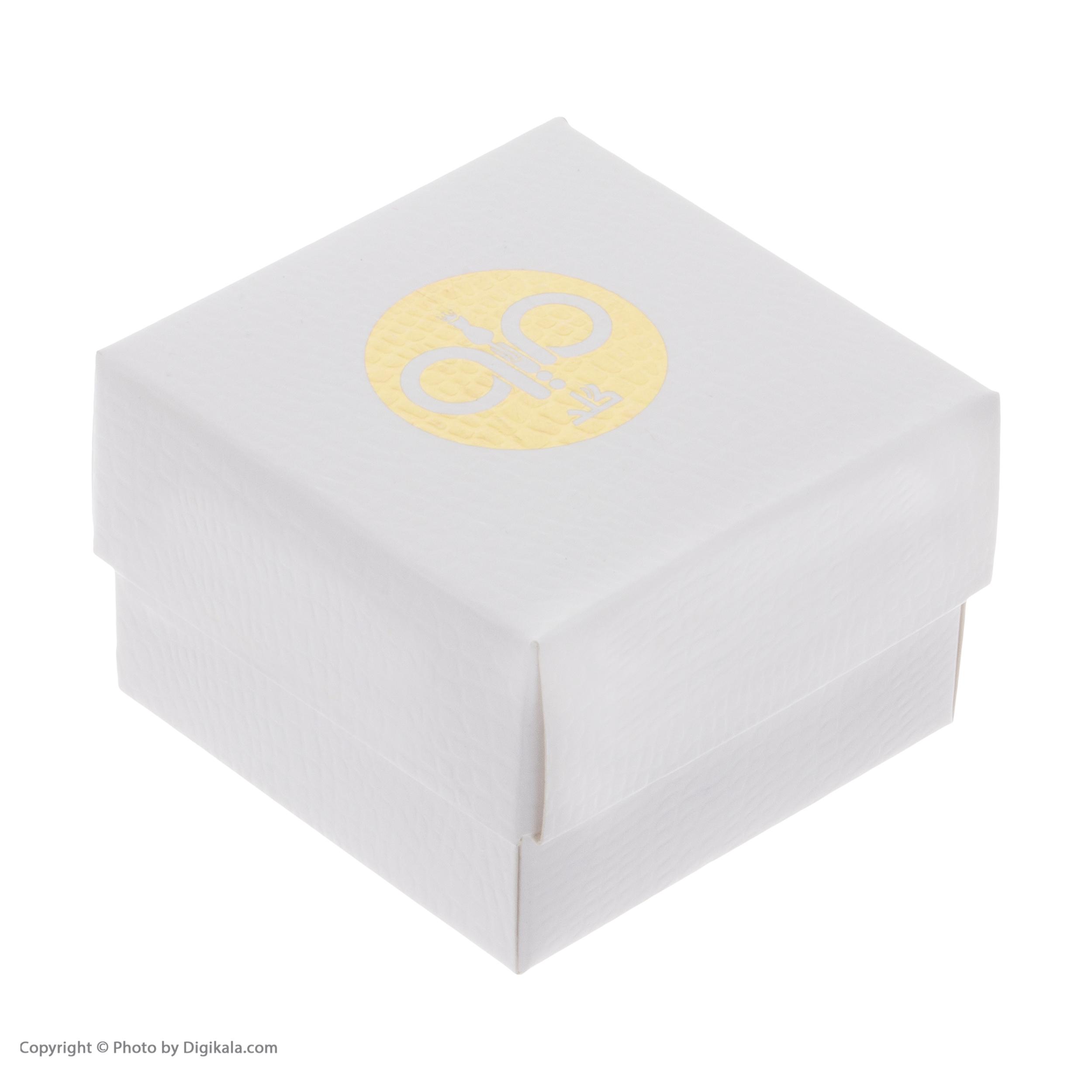 آویز ساعت طلا 18 عیار زنانه میو گلد مدل GD613 -  - 6