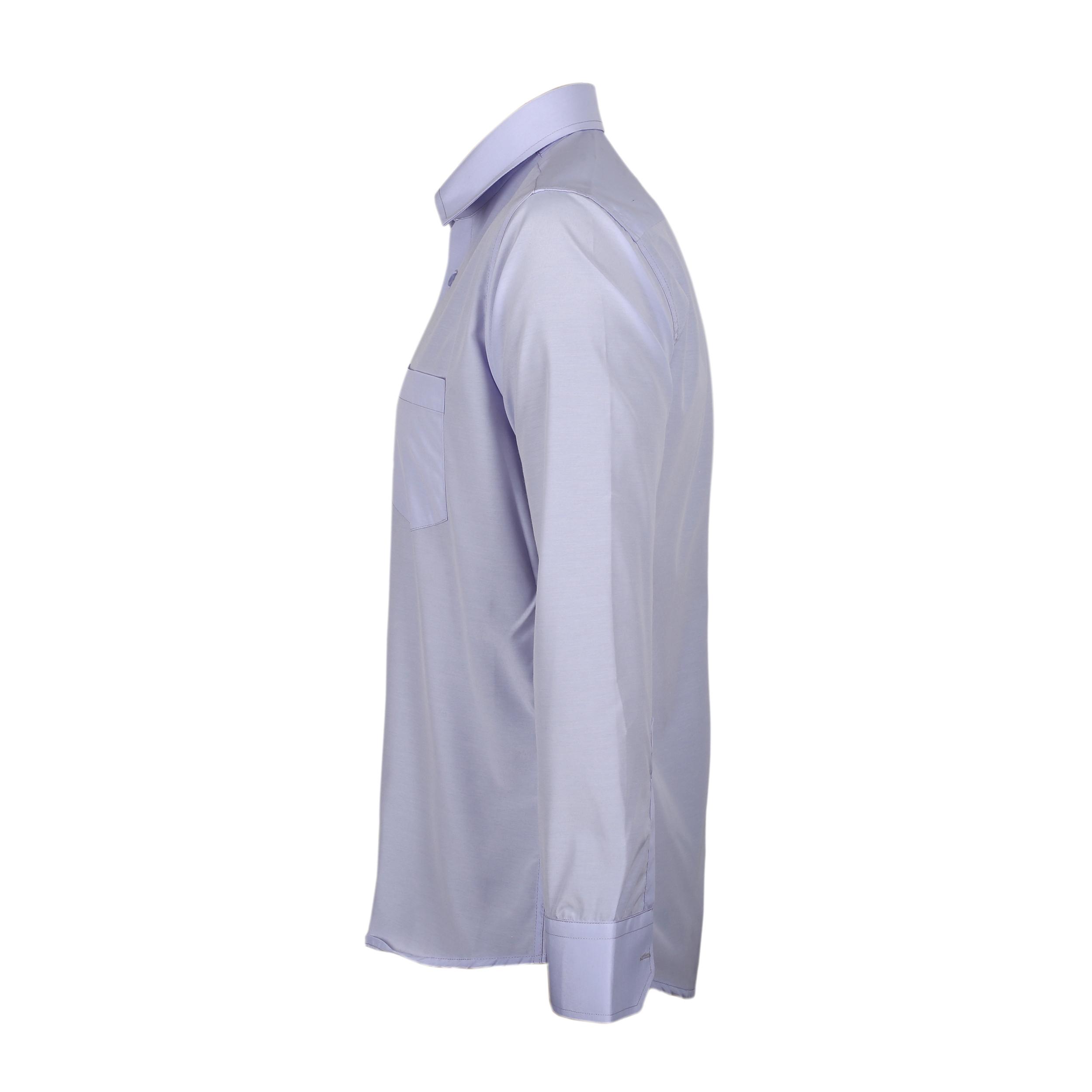 پیراهن آستین بلند مردانه ناوالس مدل TetronQ-BLi main 1 1