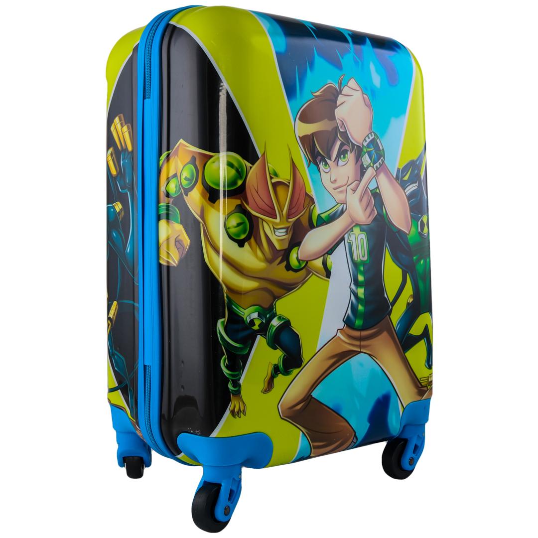 چمدان کودک طرح بن تن کد 1