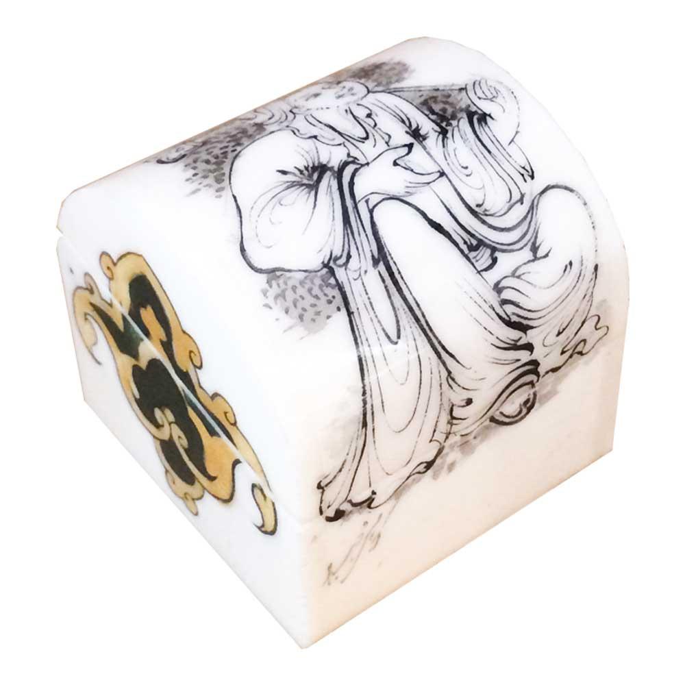 جعبه جواهرات استخوانی  کد B 244