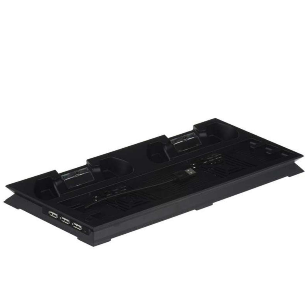 بررسی و {خرید با تخفیف}                                     پایه نگهدارنده پلی استیشن 4 پرو مدل heat sink                             اصل