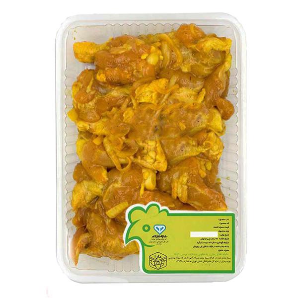 کتف مرغ زعفرانی دارا - 1 کیلوگرم