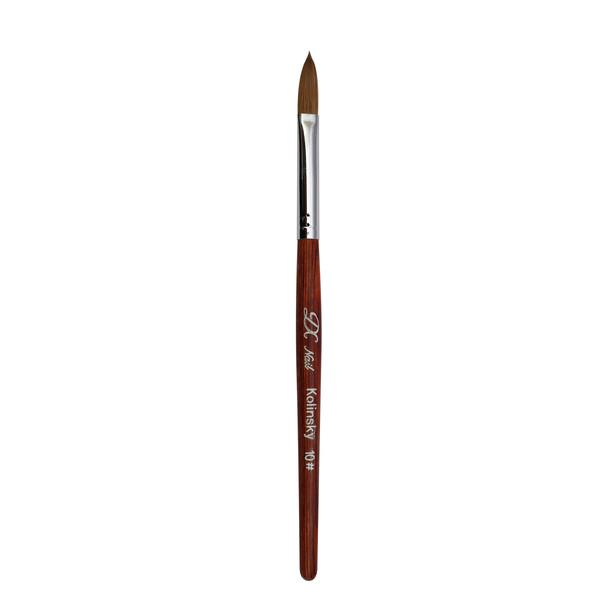 قلم موی کاشت ناخن کلینسکی شماره 10